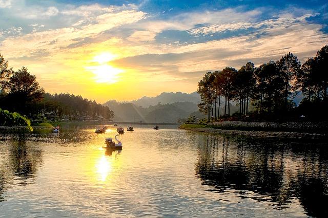 べトナム人も大好きな山岳観光スポット