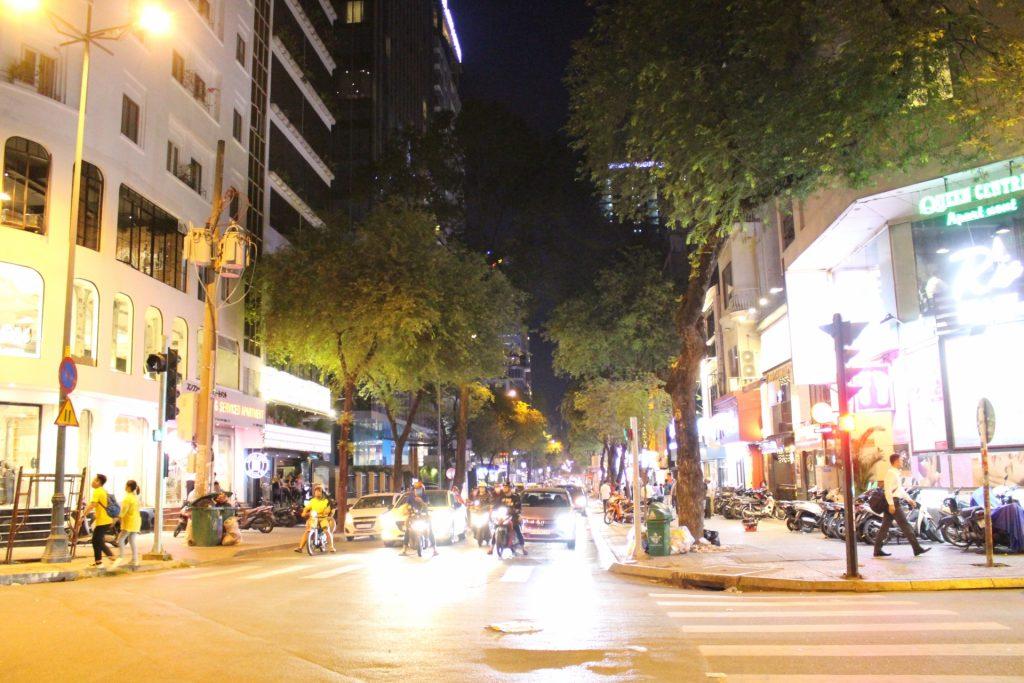 ベトナムのホーチミン中心には小さな日本がある!?