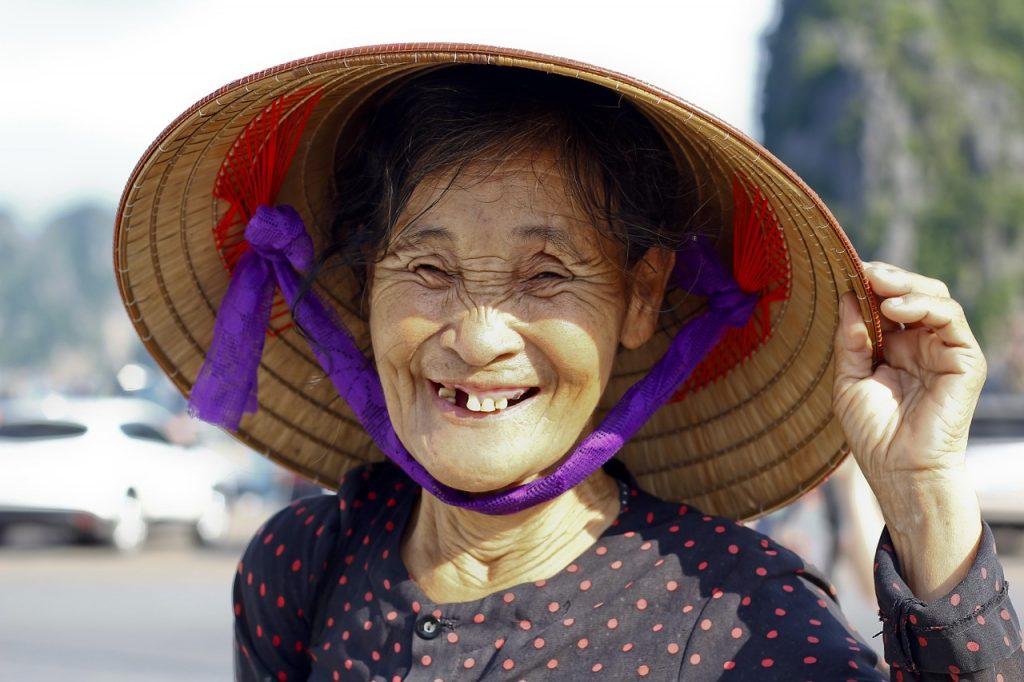 ベトナムの長寿式